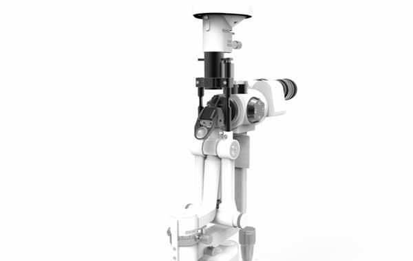 Lâmpada de fenda para oftalmologia