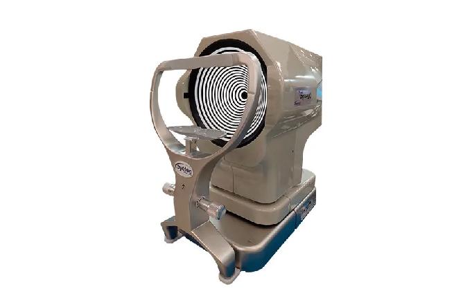 Manutenção preventiva de microscópio