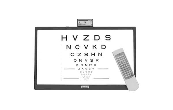 Projetor oftalmológico